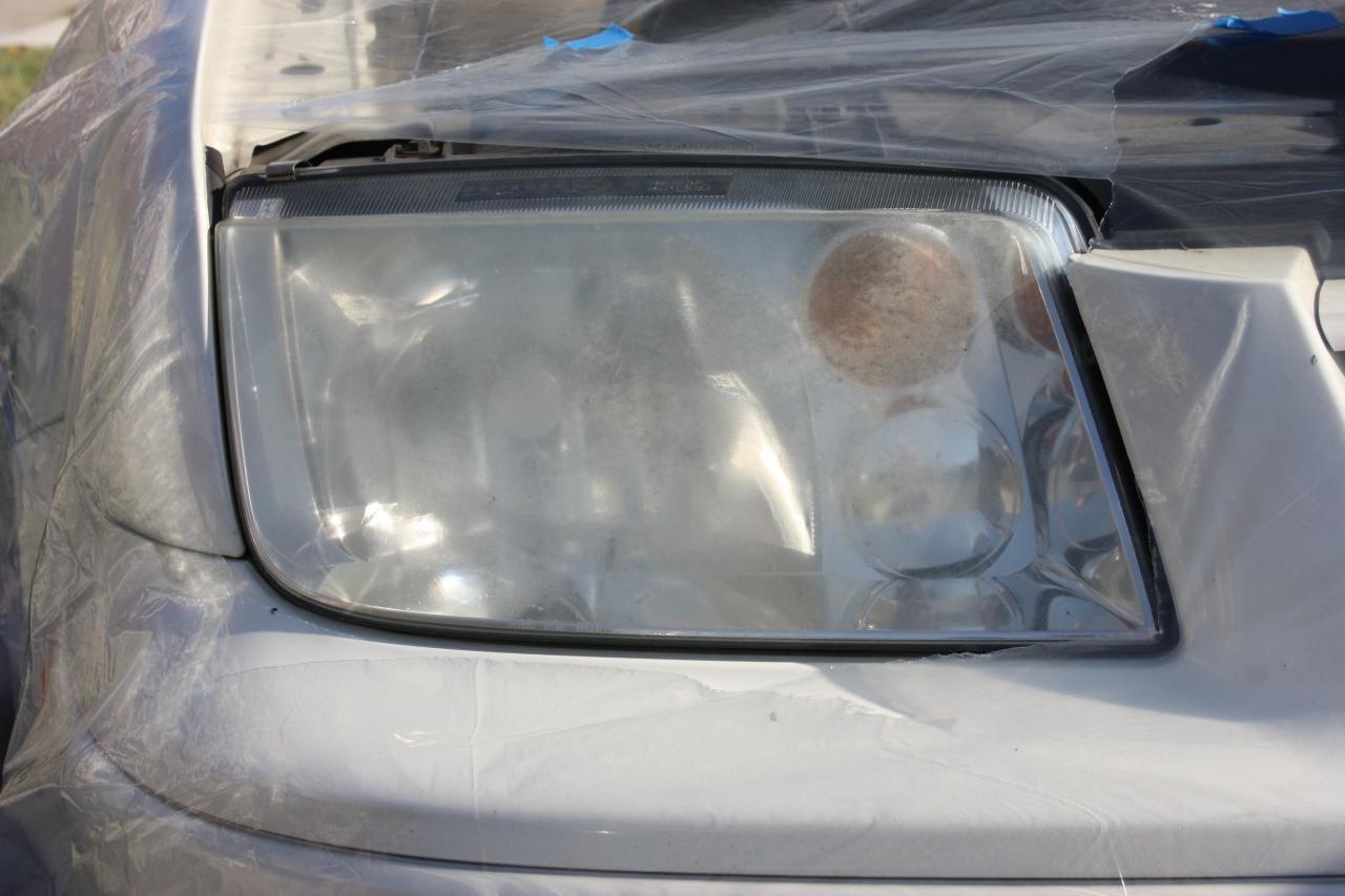 M n J's Headlight Restorations - Before and After Gallery